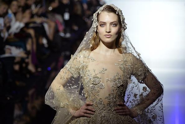 коллекция Zuhair Murad, Неделя высокой моды в Париже