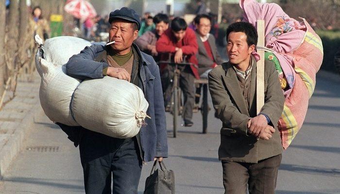 У рабочих-мигрантов в Китае практически нет пенсий