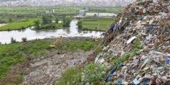 В Китае растут мусорные горы