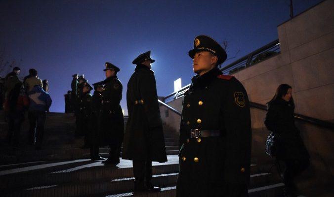 Полицейские в провинции Гуйчжоу подозреваются в краже органов