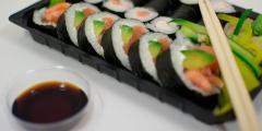Как сохранить зрение: ешьте больше суши