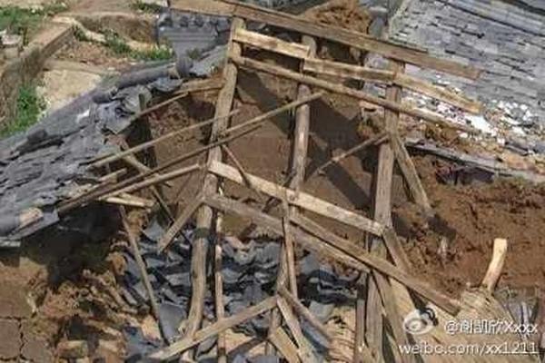 Последствия землетрясения. Провинция Юньнань. Фото с epochtimes.com