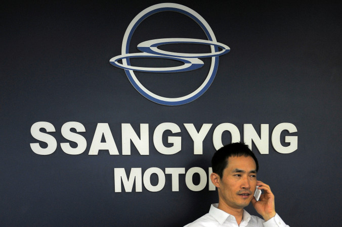 SsangYong Motor, экспорт, Россия, курс рубля