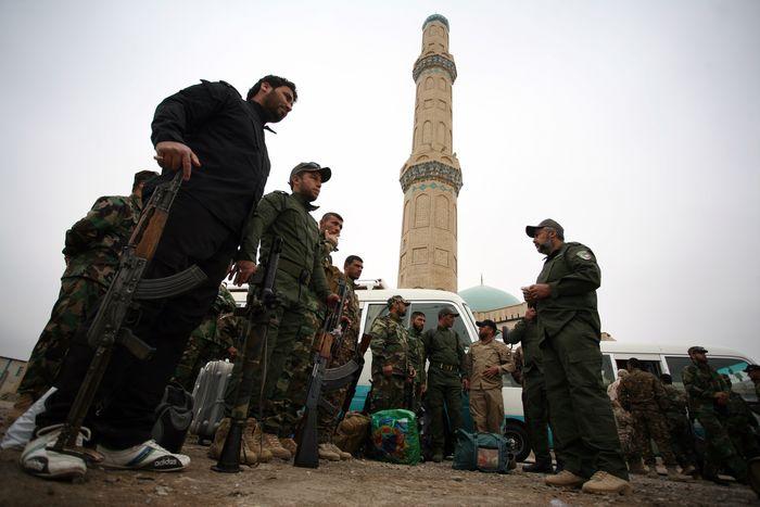 Фото: HAIDAR HAMDANI/AFP/Getty Images