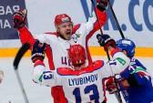 Матч между командами ЦСКА и СКА, 30 марта, 2015 год. Фото: cska-hockey.ru