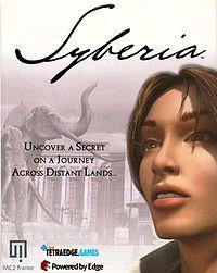 Syberia (обложка игры)