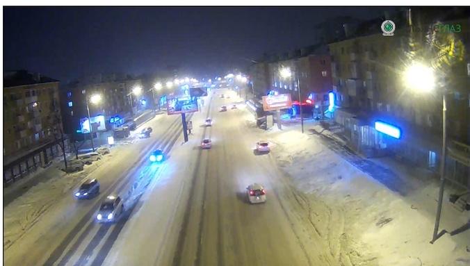 Во Владивостоке за несколько часов выпала месячная норма снега
