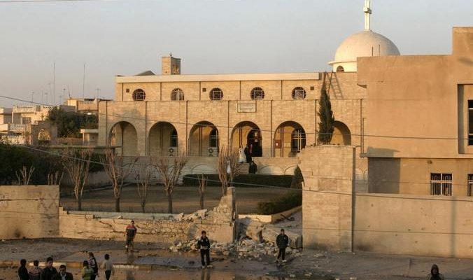 Боевики ИГИЛ взорвали древний монастырь в Ираке