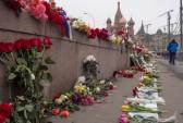 Место убийства политика Бориса Немцова на Большом Москворецком мосту. Фото: Barkhatov Lab/flickr.com