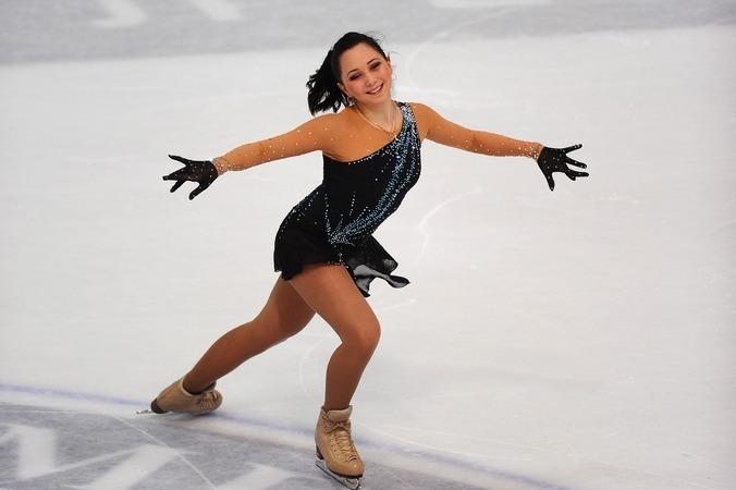 Российская фигуристка Елизаветта Туктамышева. Фото: Mike Hewitt / Getty Images