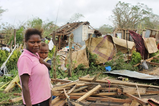 Последствия циклона «Пэм» в Австралии. Фото: UNICEF via Getty Images