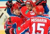 Хоккеисты московского ЦСКА. Фото: cska-hockey.ru