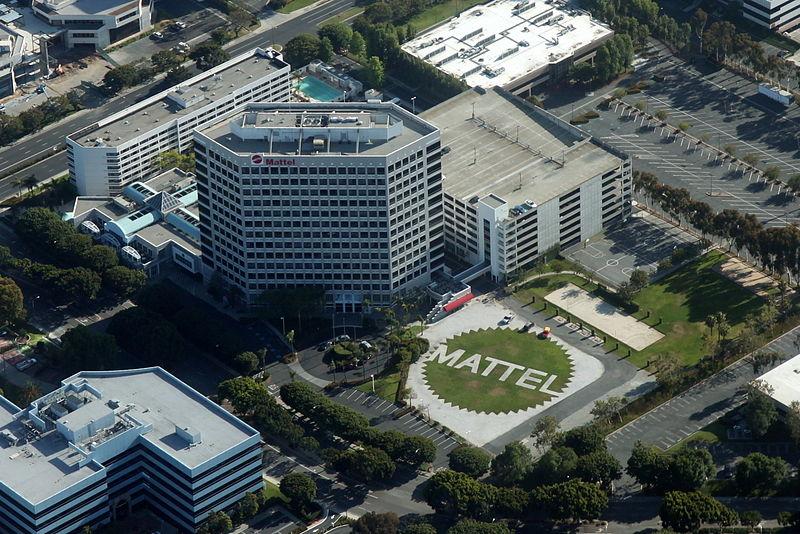Штаб-квартира компании Mattel. Фото: Wikipedia Commons
