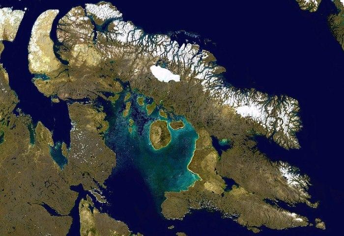 Пруды Арктики из-за глобального потепления пересыхают