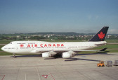 Канада, Галифакс, авиакомпания Air Canada, пострадавшие