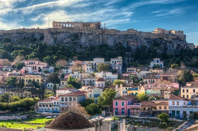 Акрополь в Греции. Фото: Shutterstock*