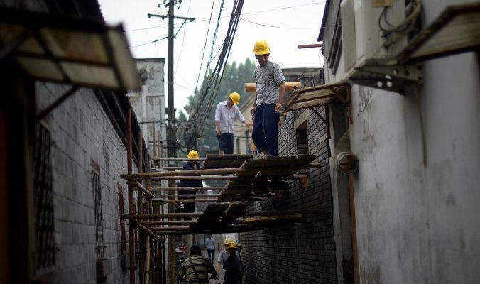 Падение рынка китайской недвижимости не останавливается