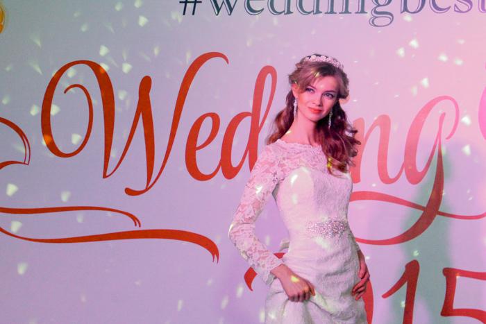 Свадебная шоу-выставка Wedding Best 2015. Фото: Александр Трушников/Великая Эпоха