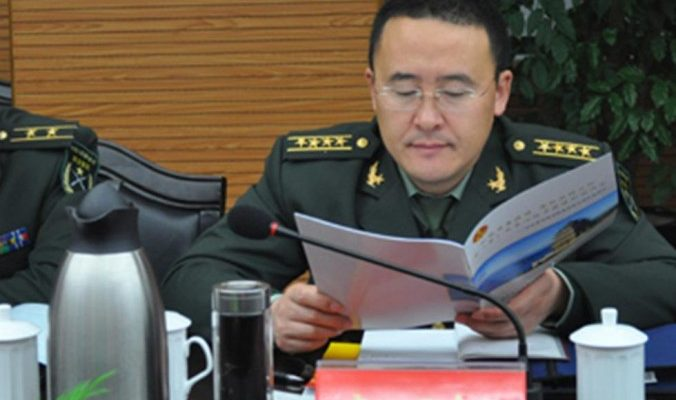 Родственники влиятельного китайского генерала прикарманили миллионы