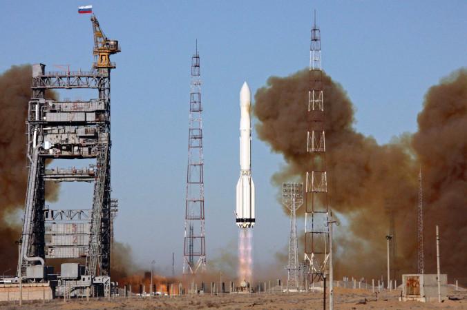 Роскосмос, ГЛОНАСС, навигационные спутники, космодром Плесецк, запуск спутника