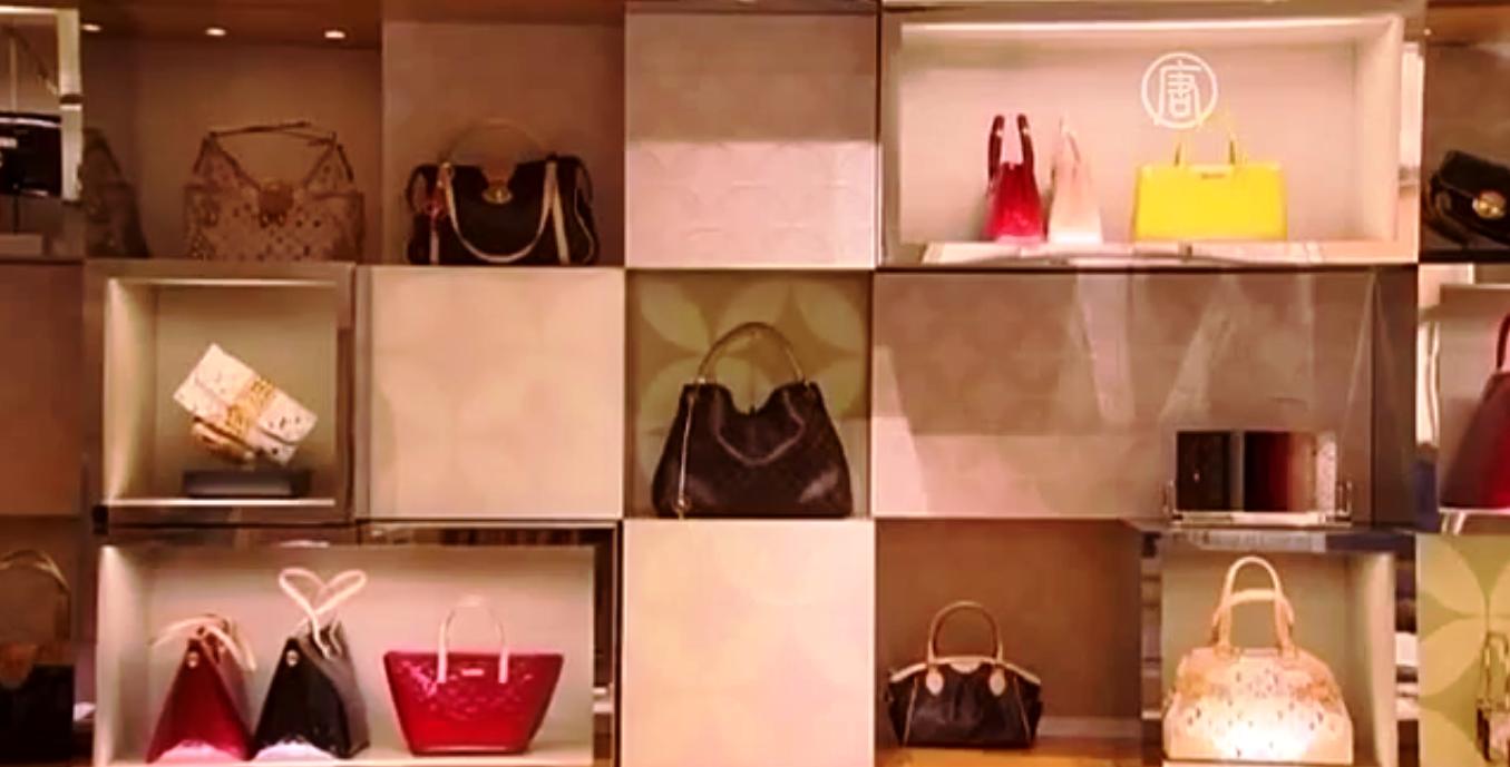 Многие европейские люксовые бренды готовятся к тяжёлому году. Скриншот видео: Телеканал NTD