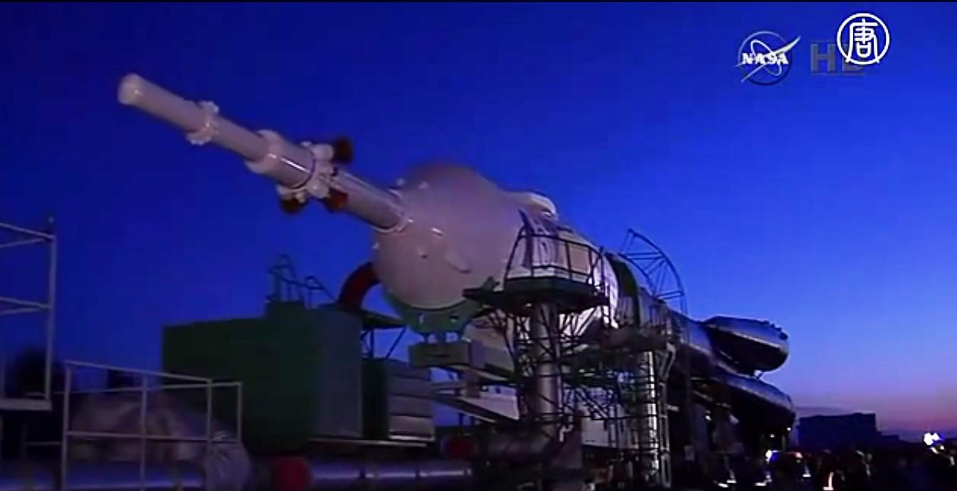 Запуск летательного аппарата запланирован на пятницу, 27 марта. Скриншот видео: Телеканал NTD