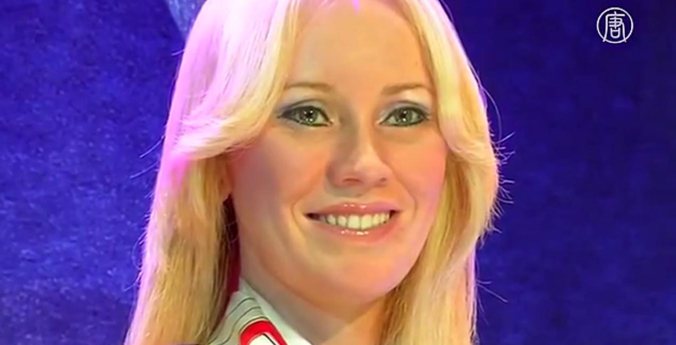 В Швеции представили точные копии участников ABBA. Скриншот видео: Телеканал NTD