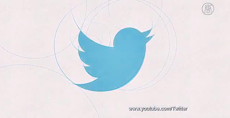 Твиттер намеревается создавать странички от имени китайских компаний. Скриншот видео: Телеканал NTD