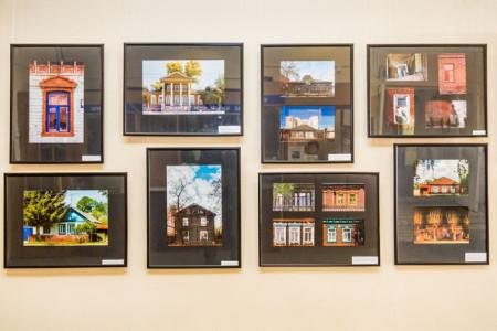 Выставка «365 домов Рязани» в Художественном музее г. Рязани. Фото: Сергей Лучезарный/Великая Эпоха