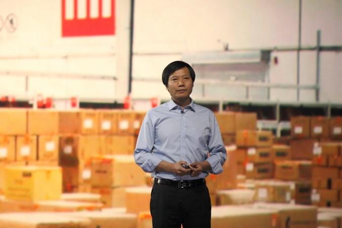 Xiaomi Лэй Цзюнь