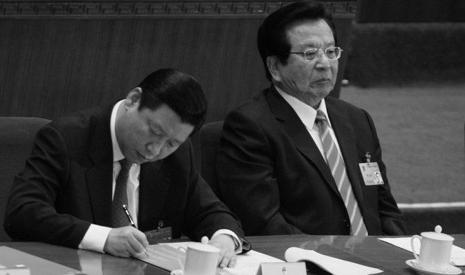 Подчинённый партийного босса начал схватку с Центральной комиссией по проверке дисциплины