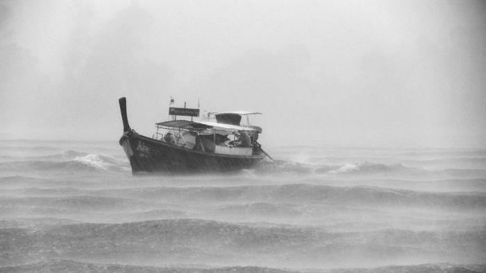 В Тихом океане пропало судно с 49 рыбаками