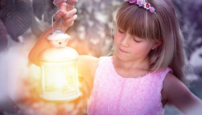 Радостный фонарь. Сказка