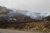 В штате Монтана из-за лесных пожаров эвакуирован горнолыжный курорт