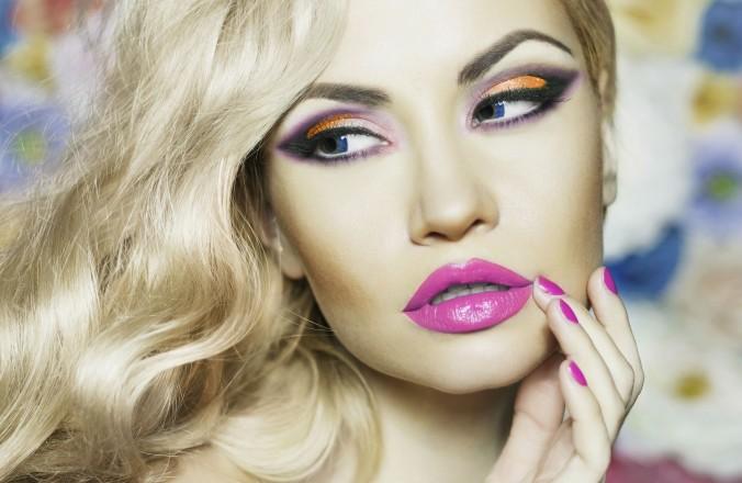 макияж, макияж для фото