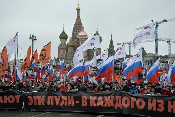 Москва, российская оппозиция, Марш гнева и достоинства, Борис Немцов, Солидарность, Парнас