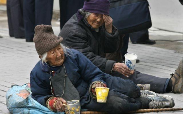 Китай может войти в эпоху сверхстарения населения