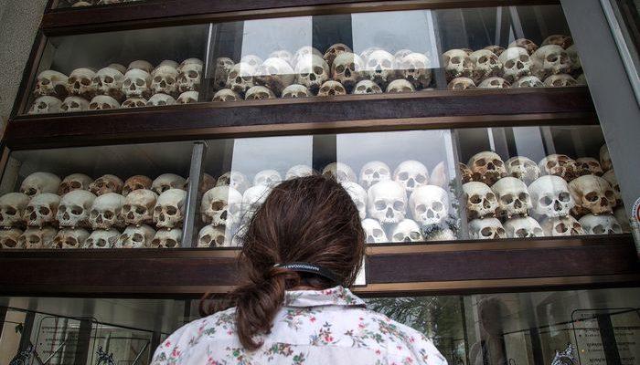 Камбоджа чтит память жертв «красных кхмеров» (видео)