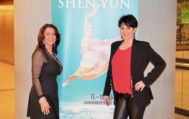 Танцы Shen Yun повествуют без слов. Это невероятно!