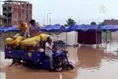 В Перу на 2 месяца ввели режим ЧП из-за ливней. Скриншот видео: Телеканал NTD
