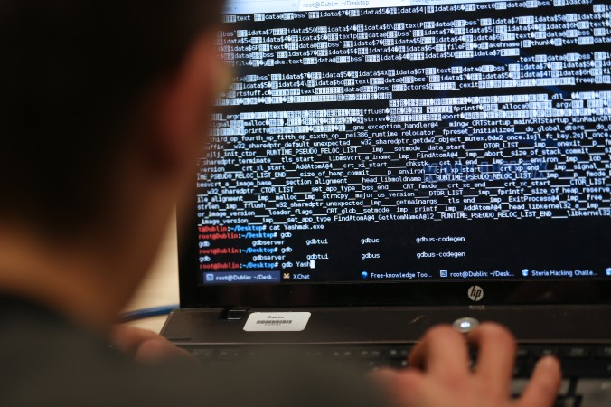 Студент инженерного колледжа работает на компьютере, Мёдон, Париж, 16 марта 2013 года. Фото: Thomas Samson/AFP/Getty Images
