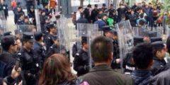 В Китае не прекращаются забастовки учителей