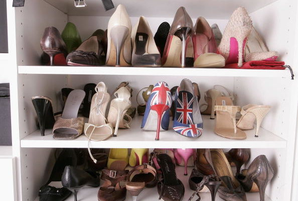 Из любви к туфлям