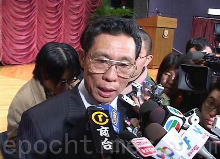Китайский специалист по респираторным заболеваниям Чжун Наньшань рассказал о бесконтрольном использовании в стране антибиотиков. Фото: The Epoch Times