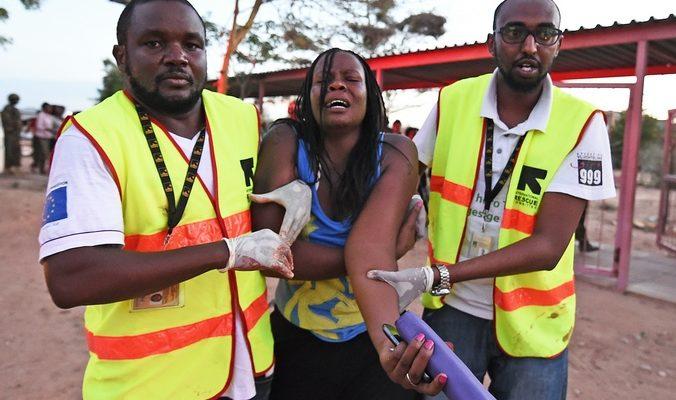 При нападении боевиков в Кении погибли 147 студентов
