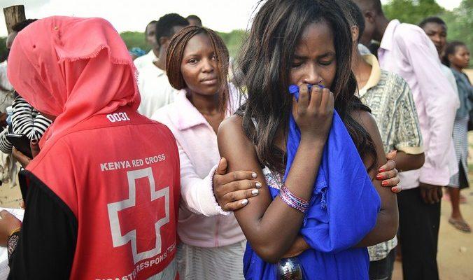 Студентка университета в Кении  2 дня пряталась от боевиков в шкафу