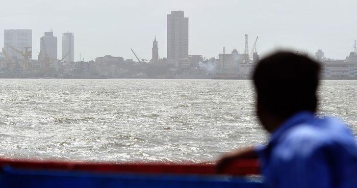 У берегов Индии задержано российское грузовое судно