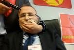 Захваченный в заложники прокурор Стамбула Мехмет Селим Кираз. Фото: yandex.ru/images