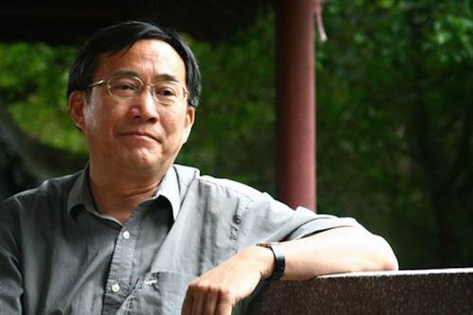 Гэ Цзянсюн даёт интервью NTDTV. Фото:  NTDTV