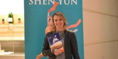 Немецкая художница о Shen Yun: Лёгкость, с которой движутся  танцоры, завораживает